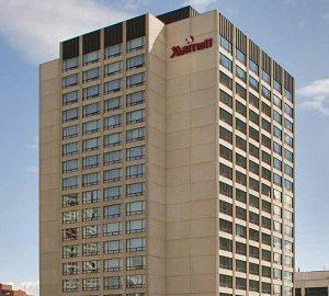هتل مریوت کلگری