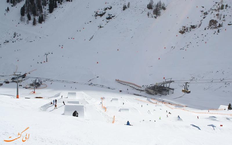 مسیر Mayrhofen