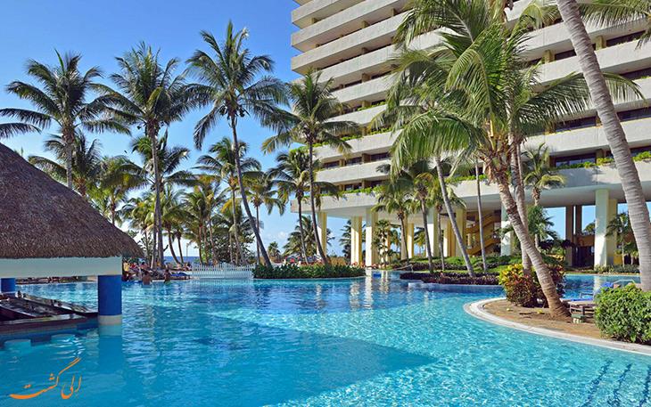 هتل ملیا هابانا