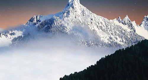 زیباترین کوه های جهان