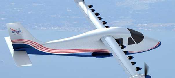 هواپیمای X-57