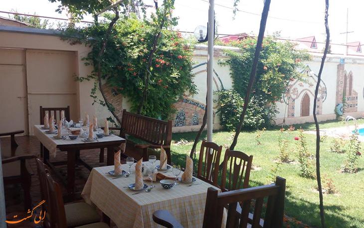 باغ رستوران اوسیس