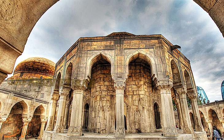 قصر شیروان شاه باکو