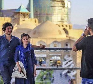 هزینه های سفر یک زوج اروپایی به ایران
