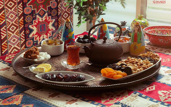 رستوران سماق باکو