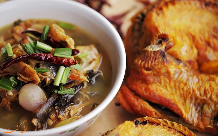غذای تام کوانگ تایلند