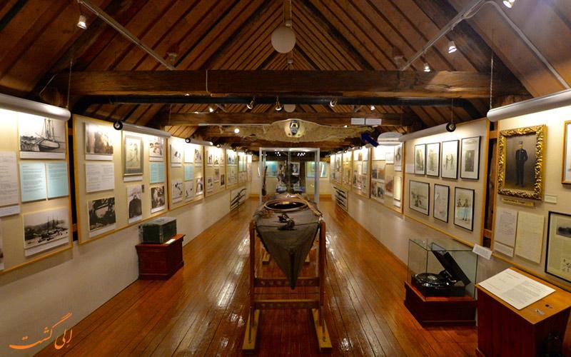 موزه های شهر ترومسو