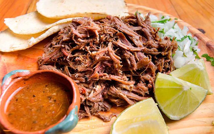 کباب بارباکوآ مکزیک