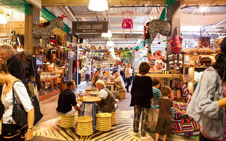بازار خلیج هاربر کیپ تاون