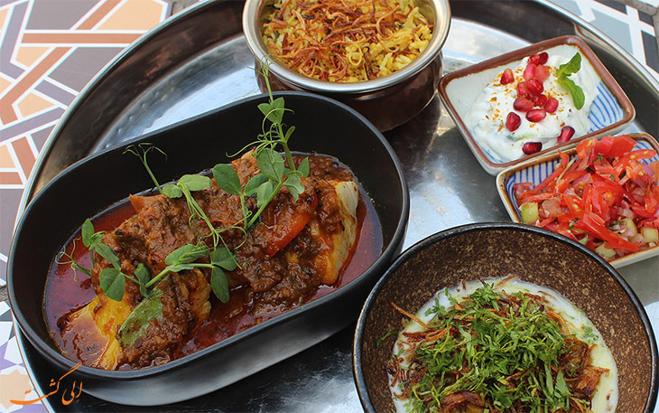 رستوران بسم الله کیپ تاون