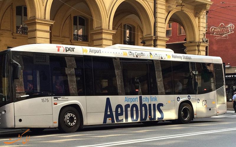 اتوبوس های فرودگاه
