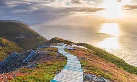 پارک های ملی در کانادا