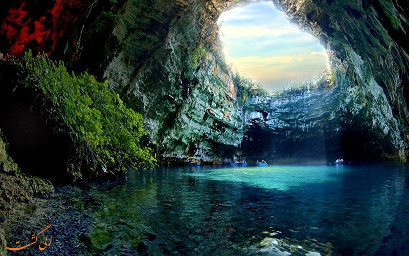 غارهای جذاب