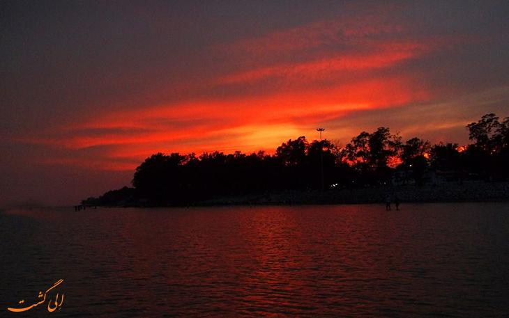 ساحل چندی پور هند