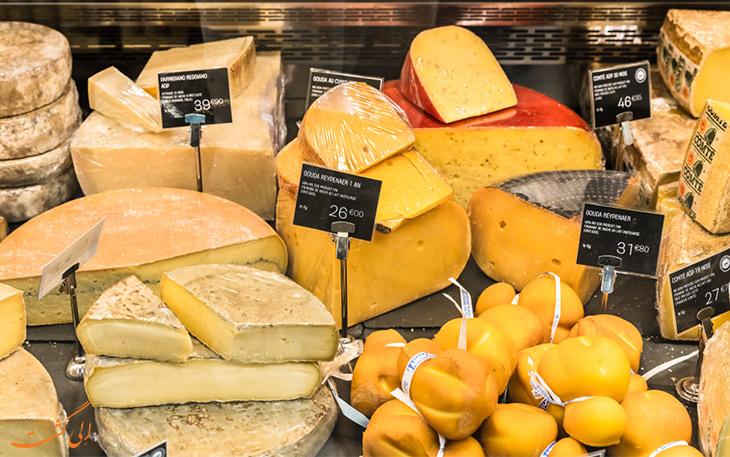 پنیر فرانسوی
