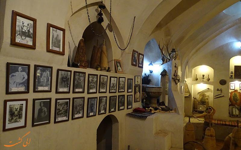 زورخانه قدیمی امیر عرب