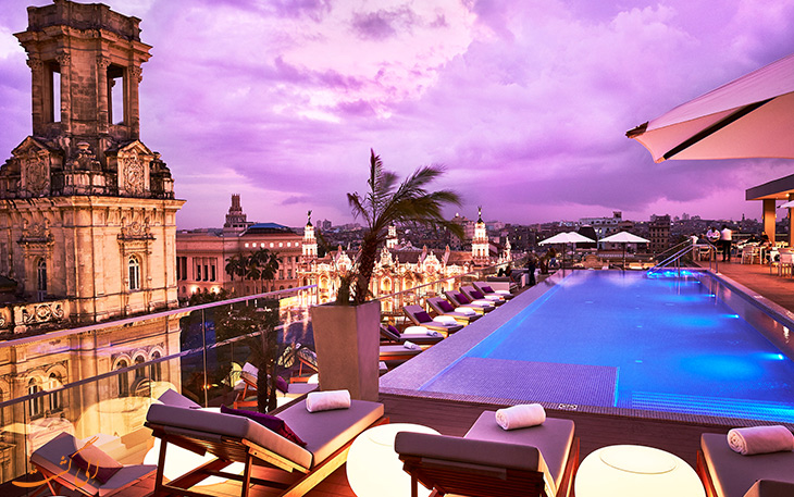 هزینه اقامت در هاوانا