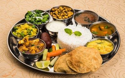 حقایق جالب در مورد غذاهای هندی