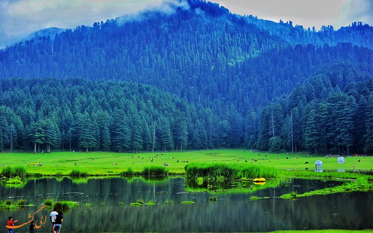 منطقه توریستی هیمالیای هند