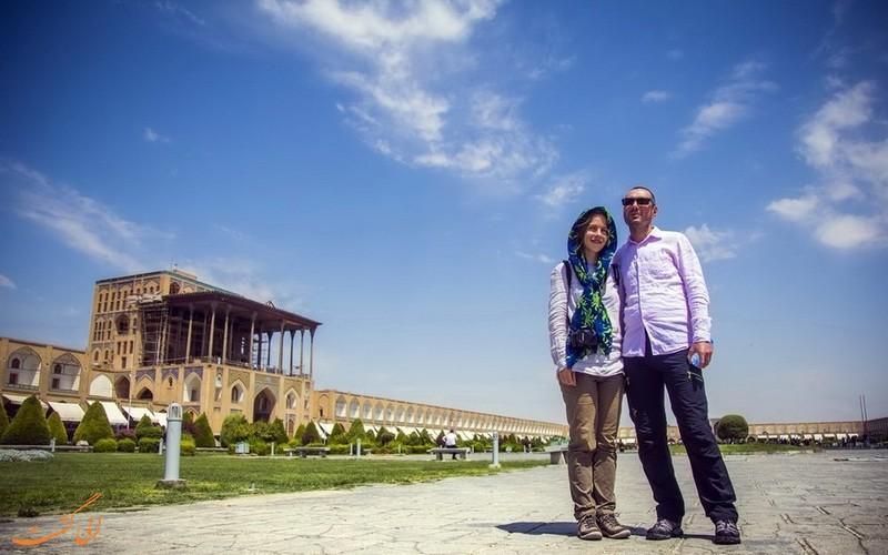 سفر اروپایی ها به ایران