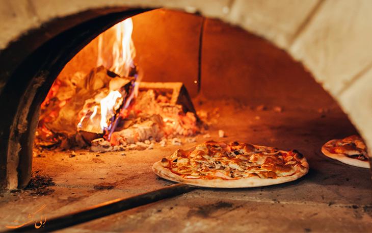 پیتزا تنوری