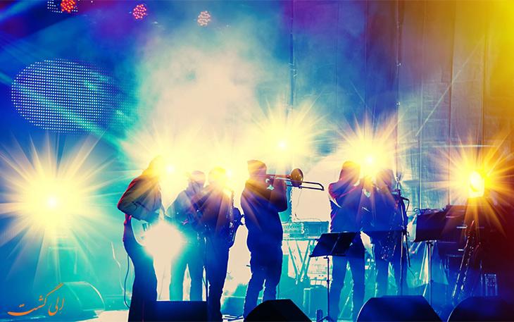 فستیوال جاز دبی