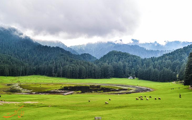 دریاچه خاجیار