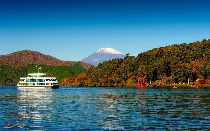 دریاچه های ژاپن