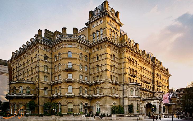 هتل لانگام