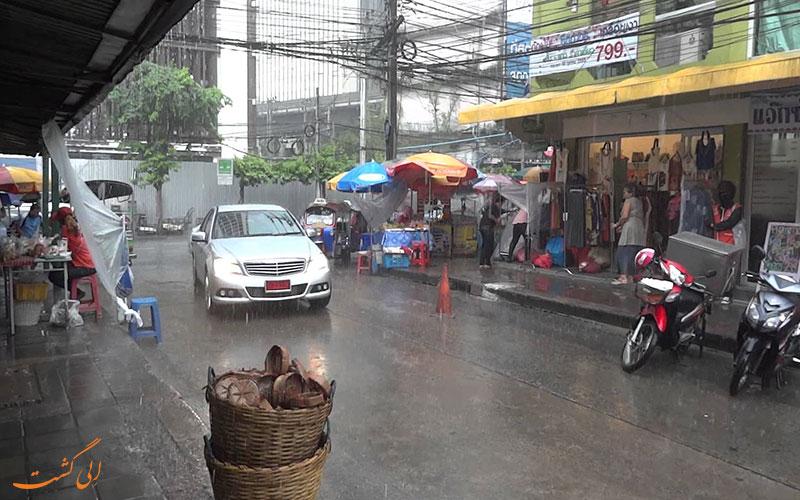 روزهای بارانی