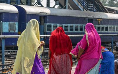 راه آهن هند