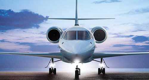 هواپیمای خصوصی یا بخش فرست کلاس