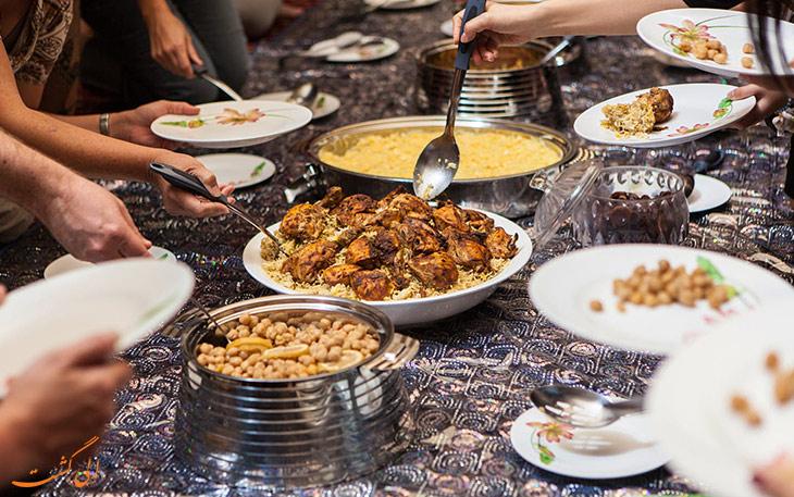 فستیوال مزه و غذا دبی