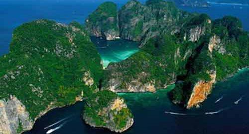 معرفی جاذبه های طبیعی تایلند