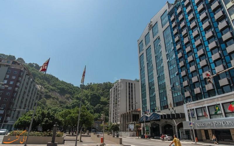 هتل مرلین کاپاکابانا ریو