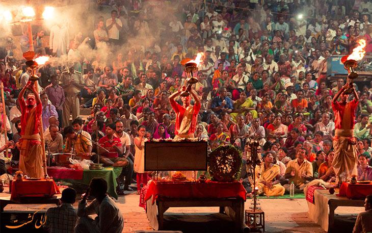 واراناسی هند
