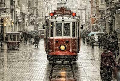 برنامه سفر استانبول