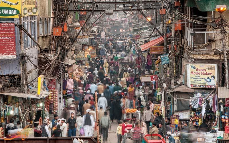 بازار چاندی چوک-سفر به دهلی