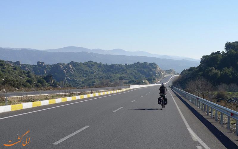 مسیرهای زمینی برای سفر به خارج کشور -ترکیه