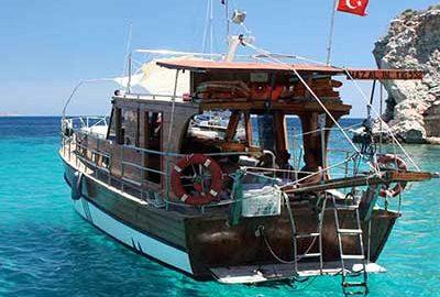 بهترین جزایر ترکیه-الی گشت