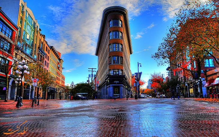 بهترین هتل های ونکوور