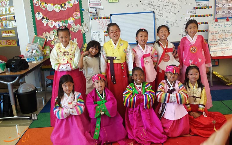 جشنواره چوسئوک کره جنوبی-سیرئوم