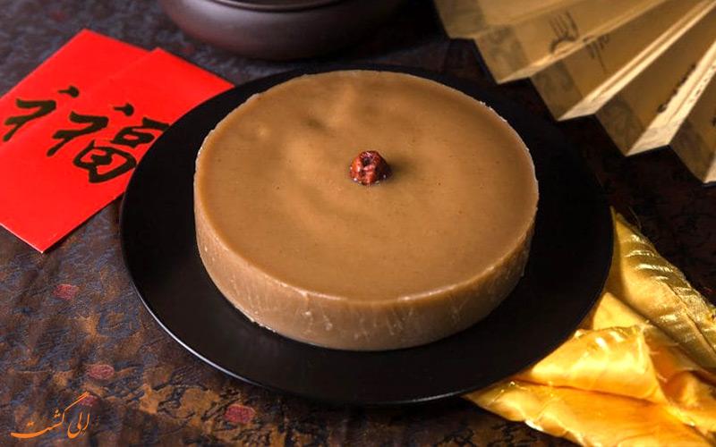 جشنواره چونگ یونگ چین-کیک گائو
