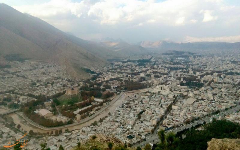 جاذبه های استان لرستان