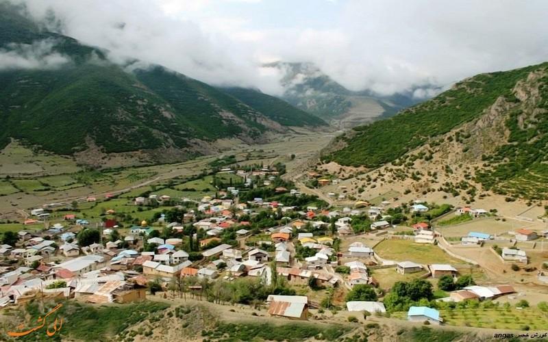 روستای انگاس