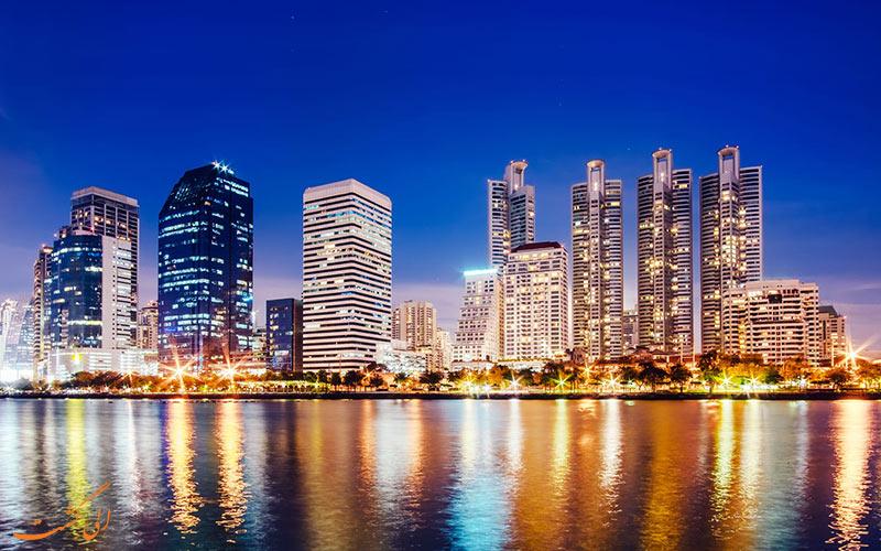 سفر 3 روزه به بانکوک