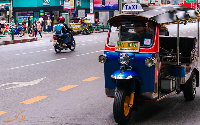 سفره 3 روزه به بانکوک-موتور