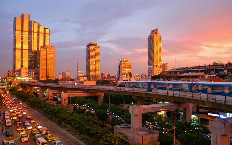 سفر به بانکوک-راهنما