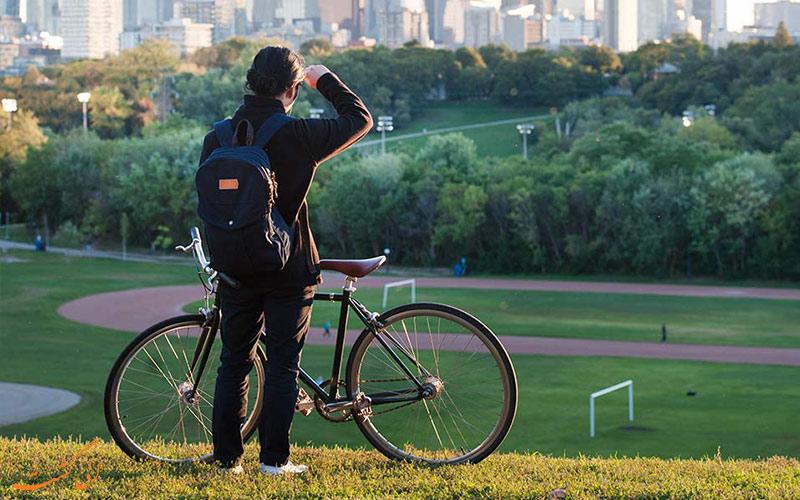 سفر به خارج با دوچرخه