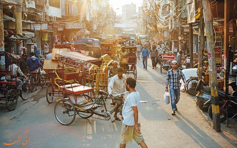 سفر به دهلی نو-سفر 10 روزه به هند